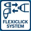 อเนกประสงค์เต็มพิกัด ระบบ FlexiClick 5-ใน-1 ของบ๊อช: เอาชนะทุกความท้าทาย ใช้งานได้อย่างเต็มประสิทธิภาพในทุกสถานการณ์