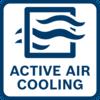 ชาร์จไฟได้เร็วขึ้น ด้วยระบบระบายความร้อน Active Air Cooling