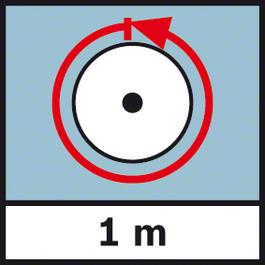 GWM 32 ระยะวัด 1 ม. เส้นรอบวง 1 ม.
