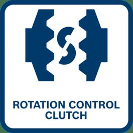 ปกป้องผู้ใช้และเครื่องจักรในกรณีที่เกิดการติดขัดหรือโอเวอร์โหลด ไม่เกิดกรณีเครื่องมือติดขัดเนื่องจากระบบจะปลดการจับของคลัตช์และลดแรงบิดลง