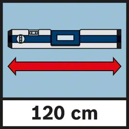 ความยาวของ GIM 120 ความยาว 120 ซม.