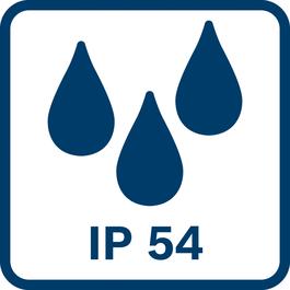 กันฝุ่นละอองและน้ำกระเซ็นระดับ IP54
