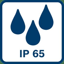 กันฝุ่นละอองและกันน้ำแรงดันสูงระดับ IP65