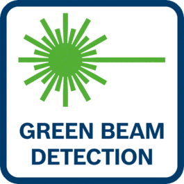 การตรวจหาลำแสงสีเขียว