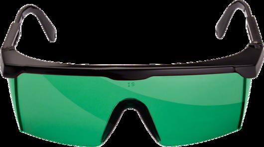 แว่นมองเลเซอร์ (สีเขียว) Professional