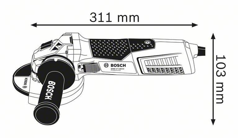 GWS 19-125 CIE