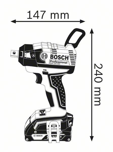 GDS 18 V-EC