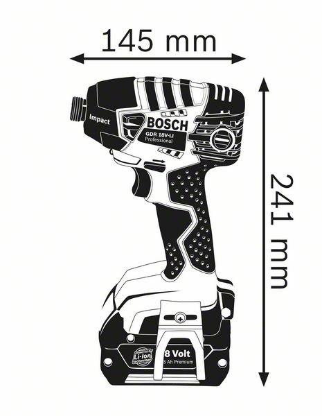 GDR 18 V-LI
