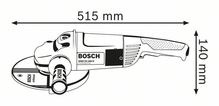 GWS 22-180 H